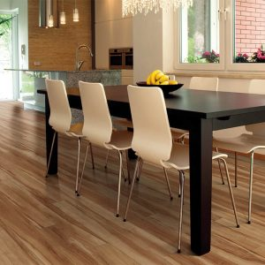 Dining room Vinyl flooring | Andy's 5 Star Flooring