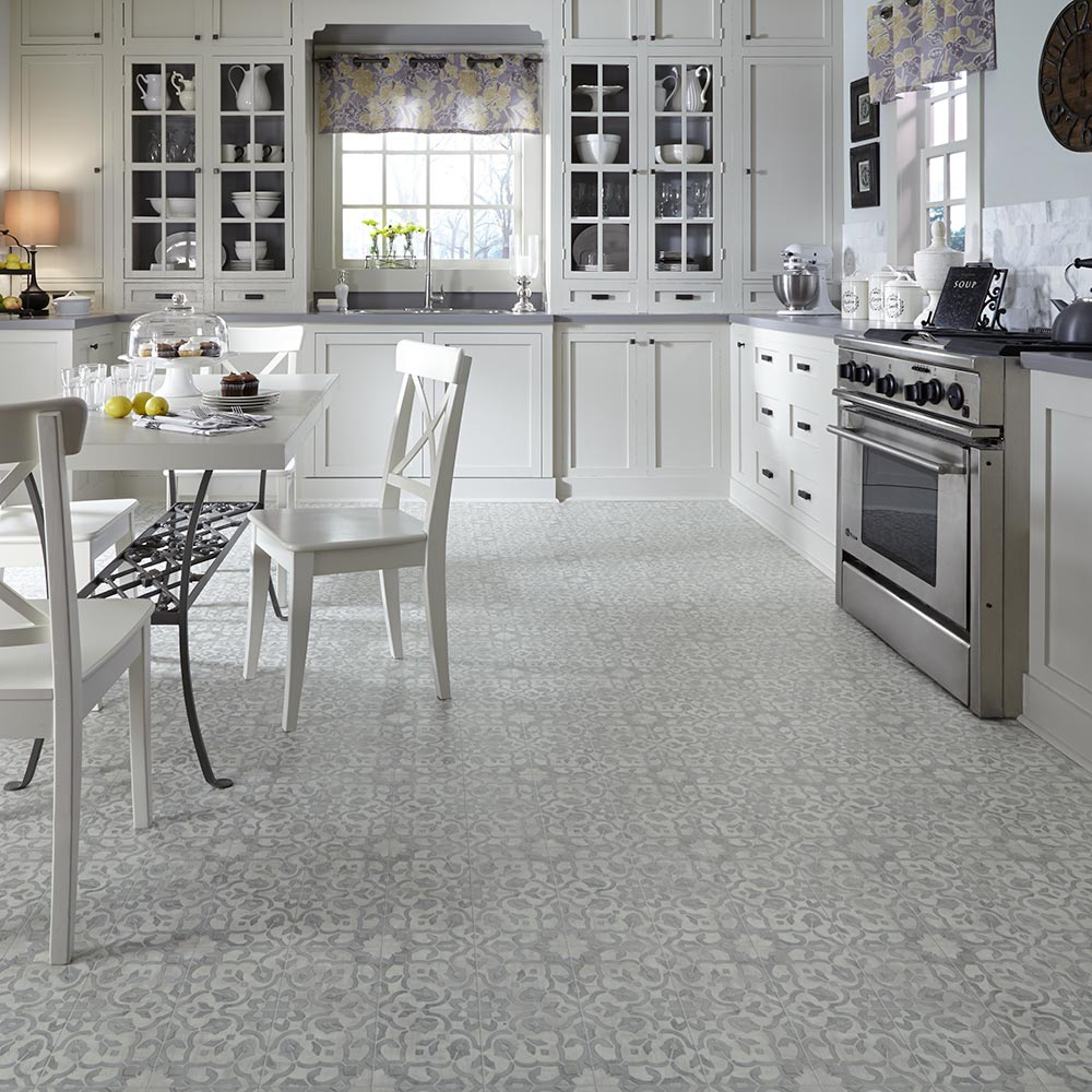 Filigree Pewter | Andy's 5 Star Flooring