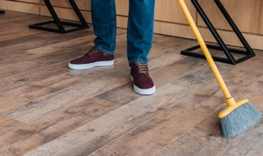 Hardwood cleaning | Andy's 5 Star Flooring