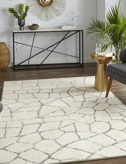 stabilizes to the rugs | Area Rugs | Andy's 5 Star Flooring