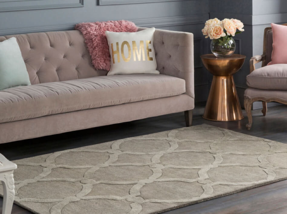 Artisitic weaver area rug | Andy's 5 Star Flooring