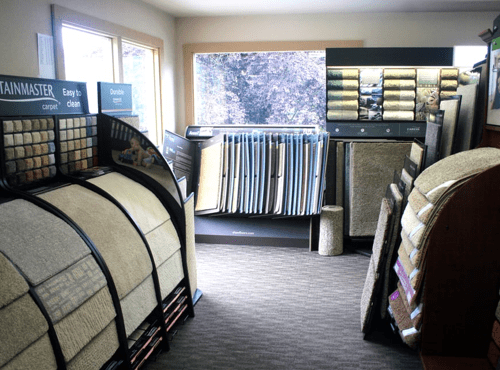 Bothell Showroom | Andy's 5 Star Flooring