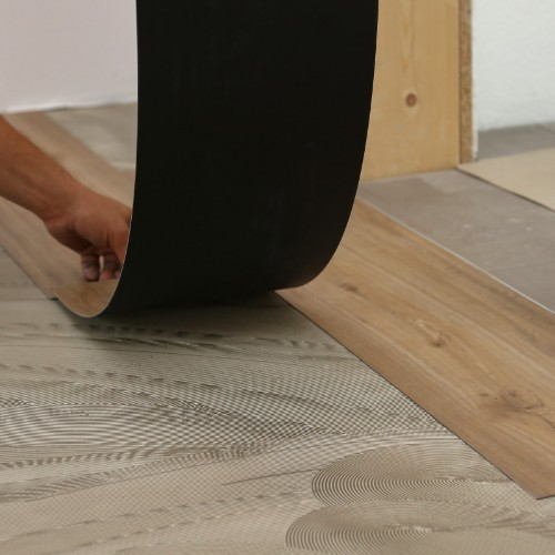Vinyl installation | Andy's 5 Star Flooring
