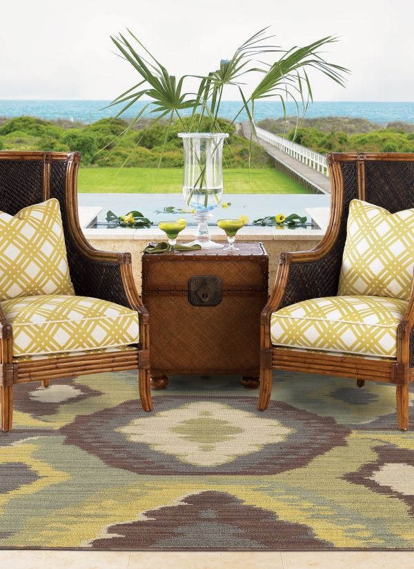 Outdoor rug ideas | Andy's 5 Star Flooring