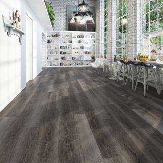 gaia red series spc flooring